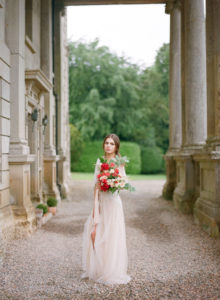 Exclusive country house wedding